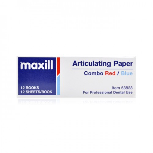 Articulating Paper - Thin Combo Red/Blue
