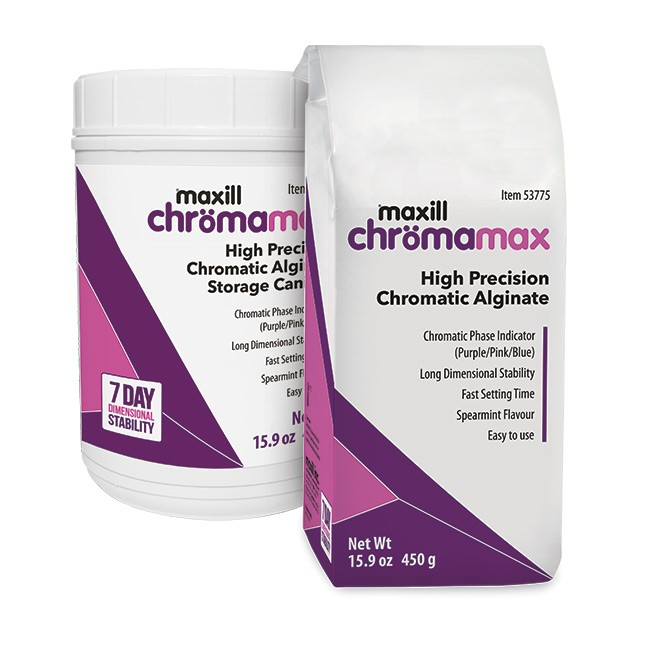 maxill Chromamax Alginate