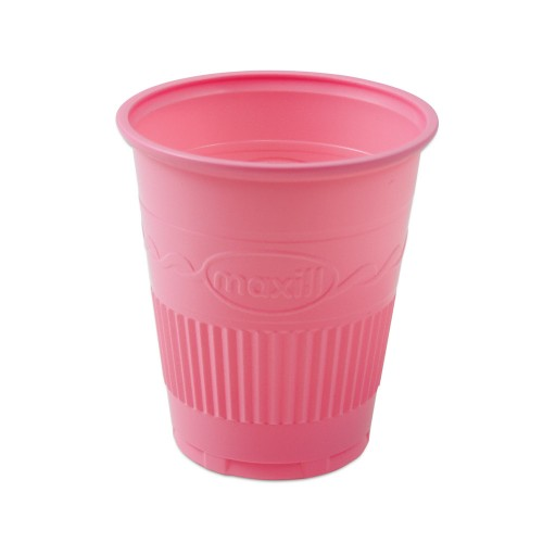 maxi-cups Disposable Plastic Cups - Rose