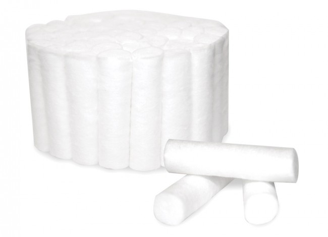 maxi-sorb Cotton Rolls