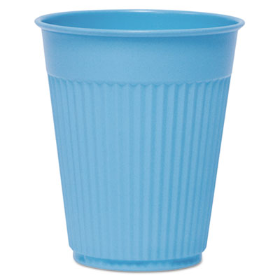 Emerald Disposable Plastic Cups - Blue