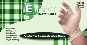 Happy Hands Latex PF GP Small